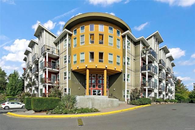866 Brock Ave #101, Langford, BC V9B 0H2 (MLS #887036) :: Day Team Realty
