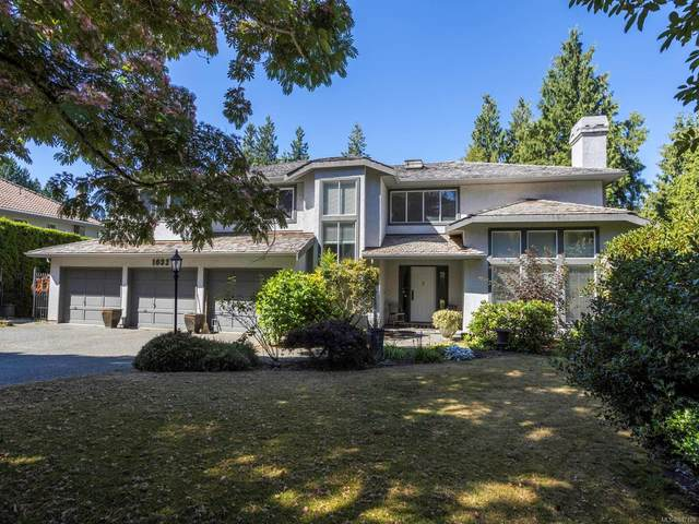 1632 Mayneview Terr, North Saanich, BC V8L 4R6 (MLS #887126) :: Day Team Realty