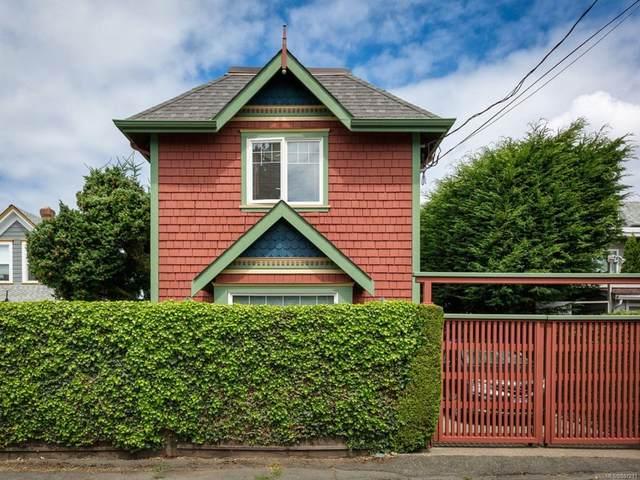 309 Bella St, Victoria, BC V9A 7N1 (MLS #887211) :: Pinnacle Homes Group