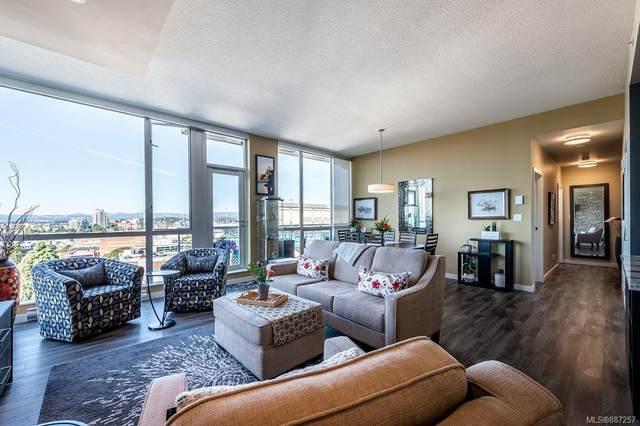732 Cormorant St #1005, Victoria, BC V8W 4A5 (MLS #887257) :: Pinnacle Homes Group