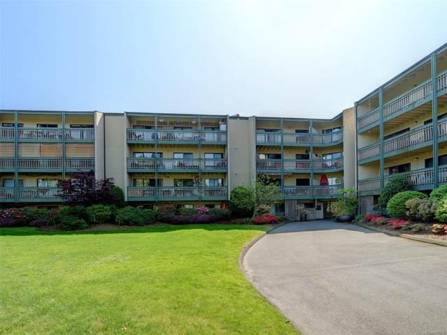 3277 Quadra St #309, Saanich, BC V8X 4W9 (MLS #887337) :: Call Victoria Home