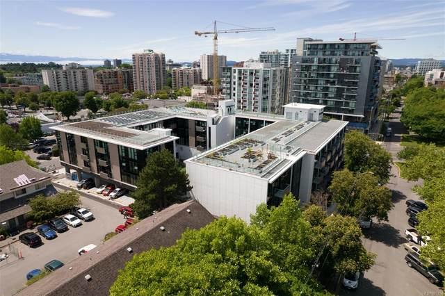 1411 Cook St S401, Victoria, BC V8V 0E8 (MLS #887454) :: Pinnacle Homes Group