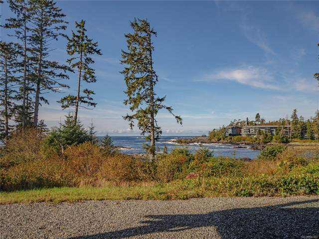 554 Marine Dr #108, Ucluelet, BC V0R 3A0 (MLS #887460) :: Call Victoria Home