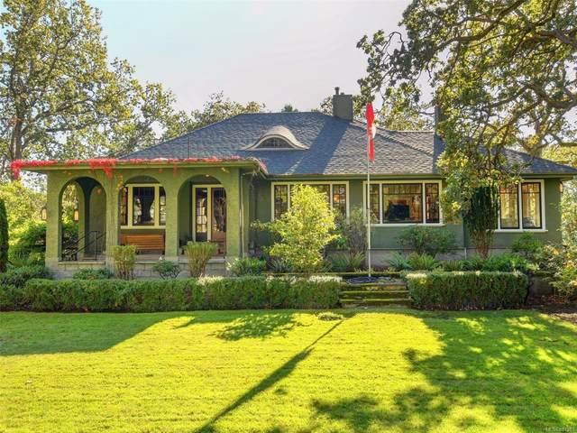 2445 Lansdowne Rd, Oak Bay, BC V8R 3N9 (MLS #887583) :: Call Victoria Home