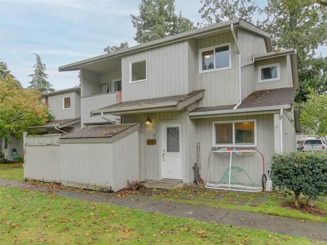 2771 Spencer Rd #7, Langford, BC V9B 4E2 (MLS #887591) :: Pinnacle Homes Group