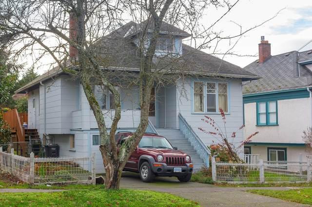 919 Selkirk Ave, Esquimalt, BC V9A 2T9 (MLS #887624) :: Call Victoria Home