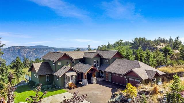 4335 Goldstream Heights Dr, Shawnigan Lake, BC V0R 2W3 (MLS #887661) :: Day Team Realty