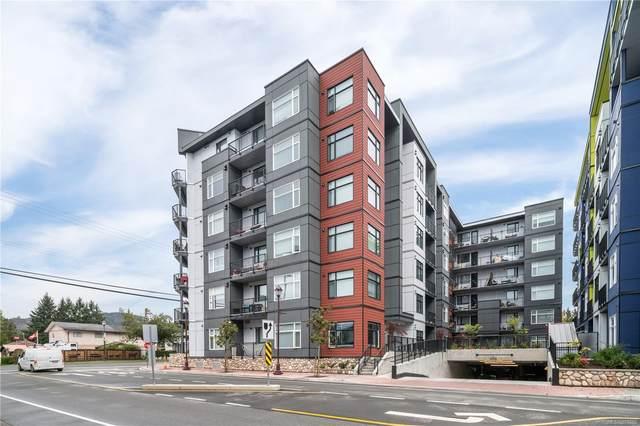 2843 Jacklin Rd #104, Langford, BC V9B 4P4 (MLS #887688) :: Pinnacle Homes Group