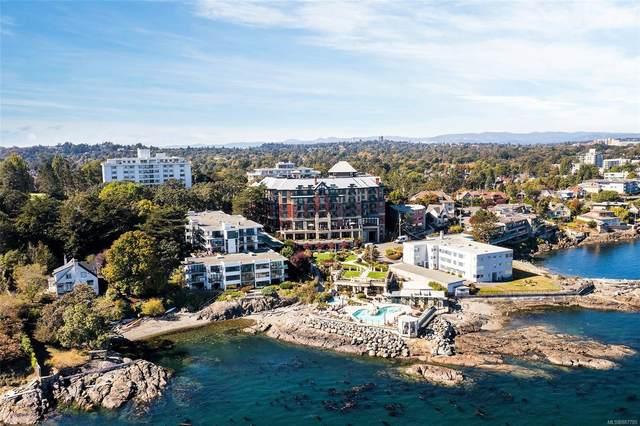 1175 Beach Dr #409, Oak Bay, BC V8S 2N2 (MLS #887785) :: Call Victoria Home