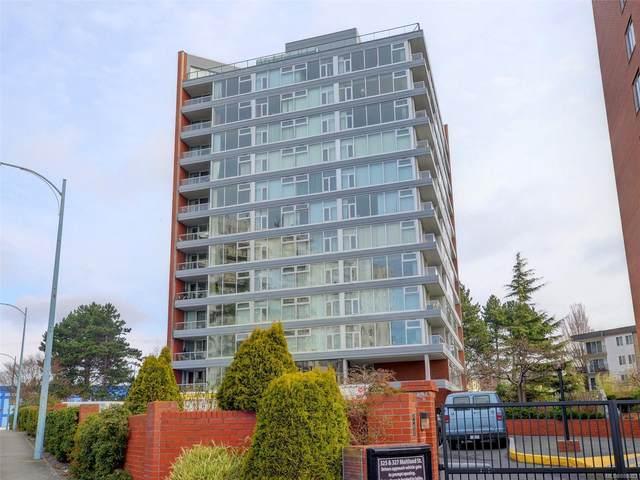 327 Maitland St #206, Victoria, BC V9A 7G7 (MLS #888003) :: Call Victoria Home