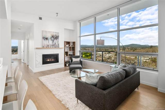 4011 Rainbow Hill Lane Ph804, Saanich, BC V8X 0B3 (MLS #888013) :: Call Victoria Home
