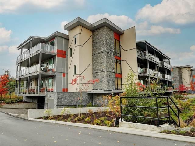 10670 Mcdonald Park Rd #205, North Saanich, BC V8L 5S7 (MLS #888092) :: Call Victoria Home