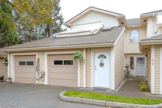 850 Parklands Dr #37, Esquimalt, BC V9A 7L9 (MLS #888114) :: Pinnacle Homes Group