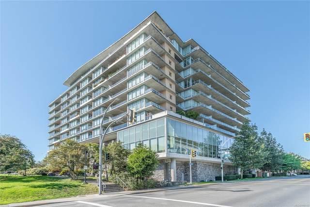 160 Wilson St #1208, Victoria, BC V9A 7P9 (MLS #888143) :: Call Victoria Home