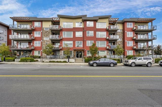 300 Belmont Rd #302, Colwood, BC V9C 1B1 (MLS #888150) :: Call Victoria Home
