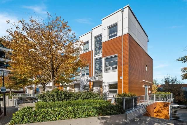 389 Tyee Rd #1, Victoria, BC V9A 0A9 (MLS #888156) :: Pinnacle Homes Group