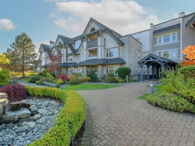 4490 Chatterton Way #126, Saanich, BC V8X 5H7 (MLS #888195) :: Call Victoria Home