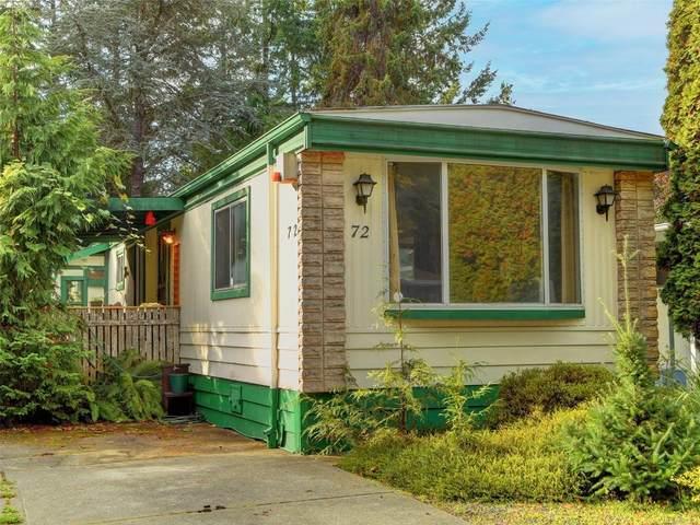 1751 Northgate Rd #72, Shawnigan Lake, BC V0R 1L6 (MLS #888204) :: Day Team Realty