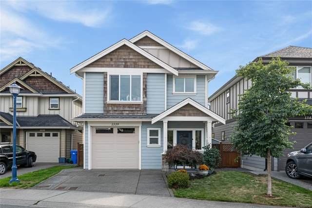 1339 Artesian Crt, Langford, BC V9B 0L9 (MLS #888240) :: Pinnacle Homes Group