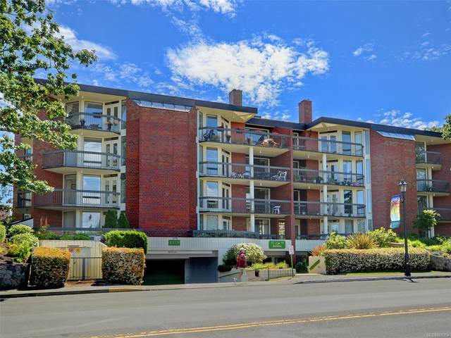 2119 Oak Bay Ave #407, Oak Bay, BC V8R 1E8 (MLS #888254) :: Call Victoria Home