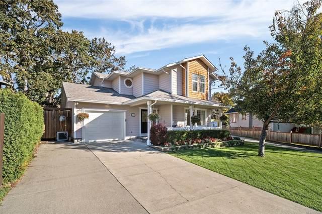 1230 Lyall St, Esquimalt, BC V9A 5G9 (MLS #888282) :: Pinnacle Homes Group