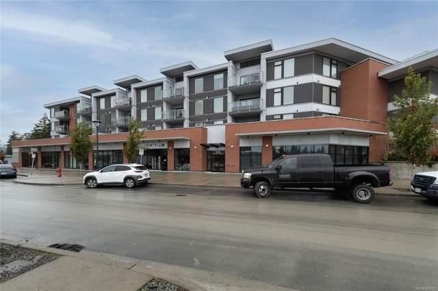 950 Whirlaway Cres #306, Langford, BC V9B 6W6 (MLS #888305) :: Pinnacle Homes Group