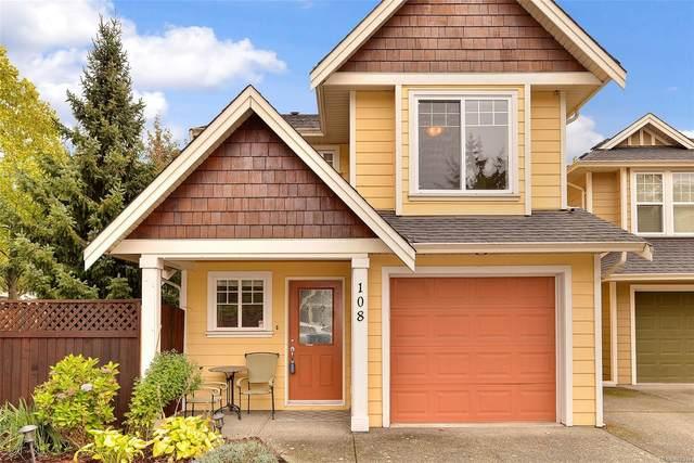 724 Larkhall Rd #108, Langford, BC V9B 6W8 (MLS #888314) :: Call Victoria Home