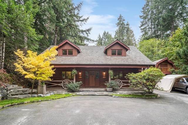 4850 La Bonne Rd, Metchosin, BC V9C 4C5 (MLS #888331) :: Pinnacle Homes Group