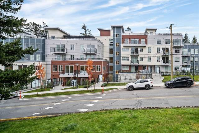 1450 Glentana Rd #101, View Royal, BC V9A 2P8 (MLS #888392) :: Call Victoria Home