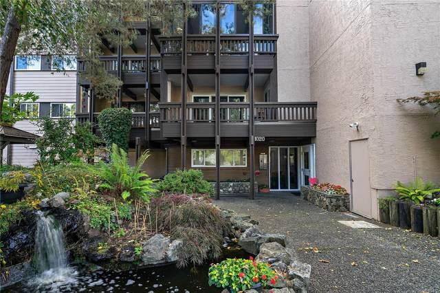 1020 Esquimalt Rd #205, Esquimalt, BC V9A 3N2 (MLS #888412) :: Pinnacle Homes Group