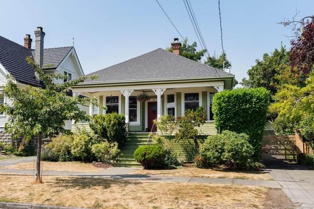 130 Howe St, Victoria, BC V8V 4K4 (MLS #888459) :: Call Victoria Home