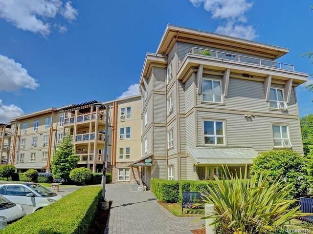 1156 Colville Rd #305, Esquimalt, BC V9A 4P7 (MLS #888468) :: Pinnacle Homes Group