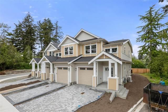 4487 Wilkinson Rd #3, Saanich, BC V8X 5G2 (MLS #888500) :: Pinnacle Homes Group