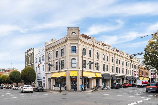 610 Johnson St #302, Victoria, BC V8W 1M4 (MLS #888501) :: Pinnacle Homes Group