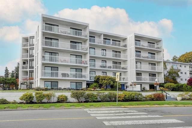1450 Beach Dr #305, Oak Bay, BC V8R 1E6 (MLS #888517) :: Call Victoria Home