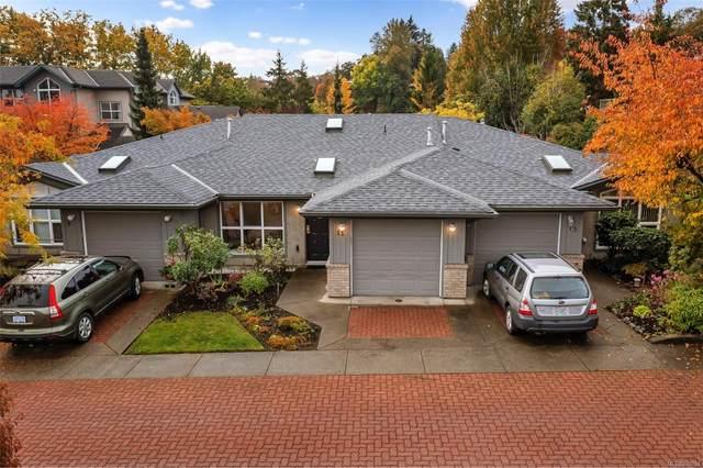 1473 Garnet Rd #11, Saanich, BC V8P 5T5 (MLS #888534) :: Pinnacle Homes Group