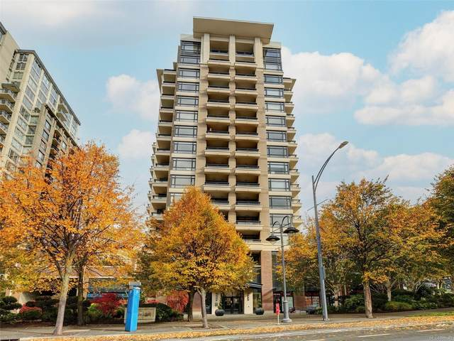 788 Humboldt St #205, Victoria, BC V8W 4A2 (MLS #888542) :: Day Team Realty