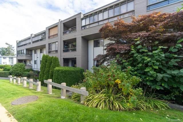 955 Dingley Dell #104, Esquimalt, BC V9A 5R6 (MLS #888567) :: Pinnacle Homes Group