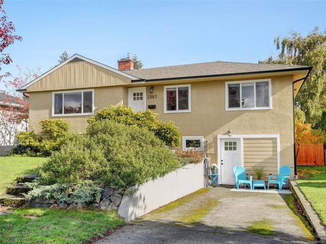 2885 Queenston St, Saanich, BC V8R 4P4 (MLS #888600) :: Pinnacle Homes Group