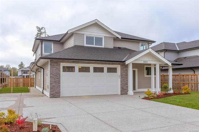 1023 Englewood Ave, Langford, BC V9C 2Y8 (MLS #888627) :: Call Victoria Home