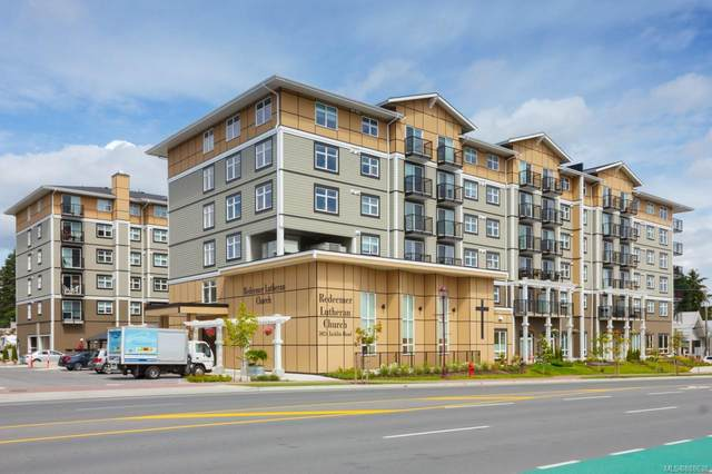 917 Avrill Rd #508, Langford, BC V9B 0T2 (MLS #888638) :: Call Victoria Home