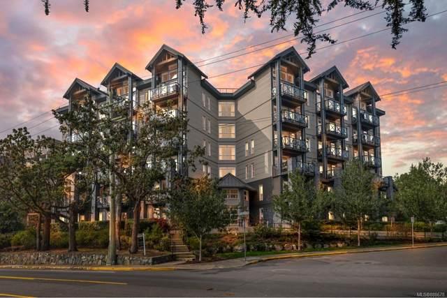 924 Esquimalt Rd #406, Esquimalt, BC V9A 3P2 (MLS #888678) :: Pinnacle Homes Group