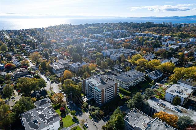 420 Linden Ave #101, Victoria, BC V8V 4G3 (MLS #888685) :: Pinnacle Homes Group