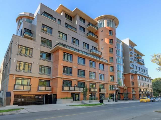 1029 View St #214, Victoria, BC V8V 0C9 (MLS #888689) :: Pinnacle Homes Group