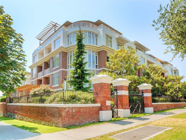 999 Burdett Ave #506, Victoria, BC V8V 3G7 (MLS #888695) :: Pinnacle Homes Group