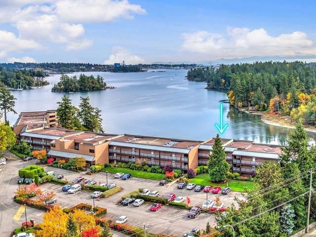 485 Island Hwy #306, View Royal, BC V9B 5H7 (MLS #888701) :: Call Victoria Home