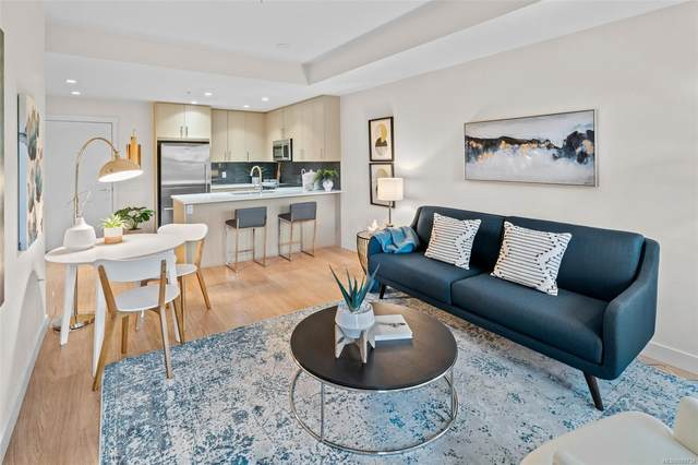 3912 Carey Rd #104, Saanich, BC V8Z 4E2 (MLS #888734) :: Pinnacle Homes Group