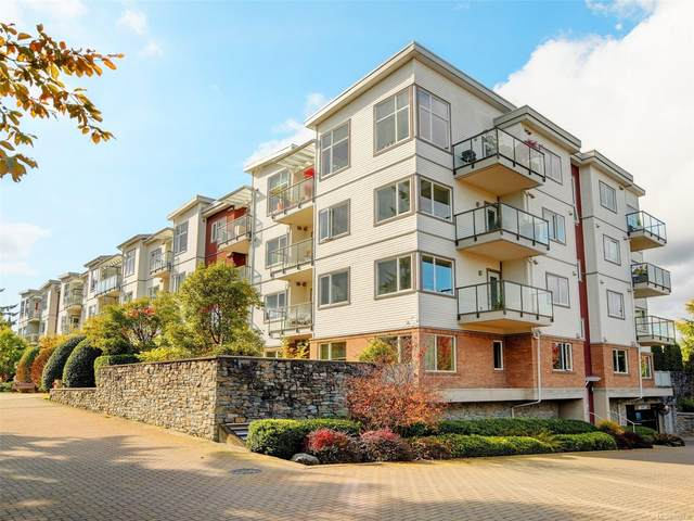 4394 West Saanich Rd #103, Saanich, BC V8Z 3E9 (MLS #888736) :: Pinnacle Homes Group