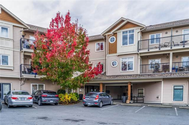 7088 West Saanich Rd #103, Central Saanich, BC V8M 1P9 (MLS #888745) :: Day Team Realty