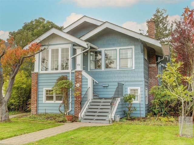 172 Robertson St, Victoria, BC V8S 3X1 (MLS #888794) :: Call Victoria Home